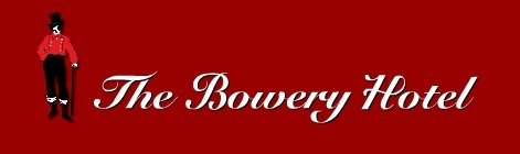 Bowery hotel logo
